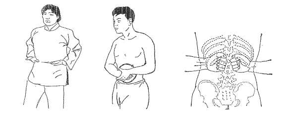 Zelf massage oefeningen
