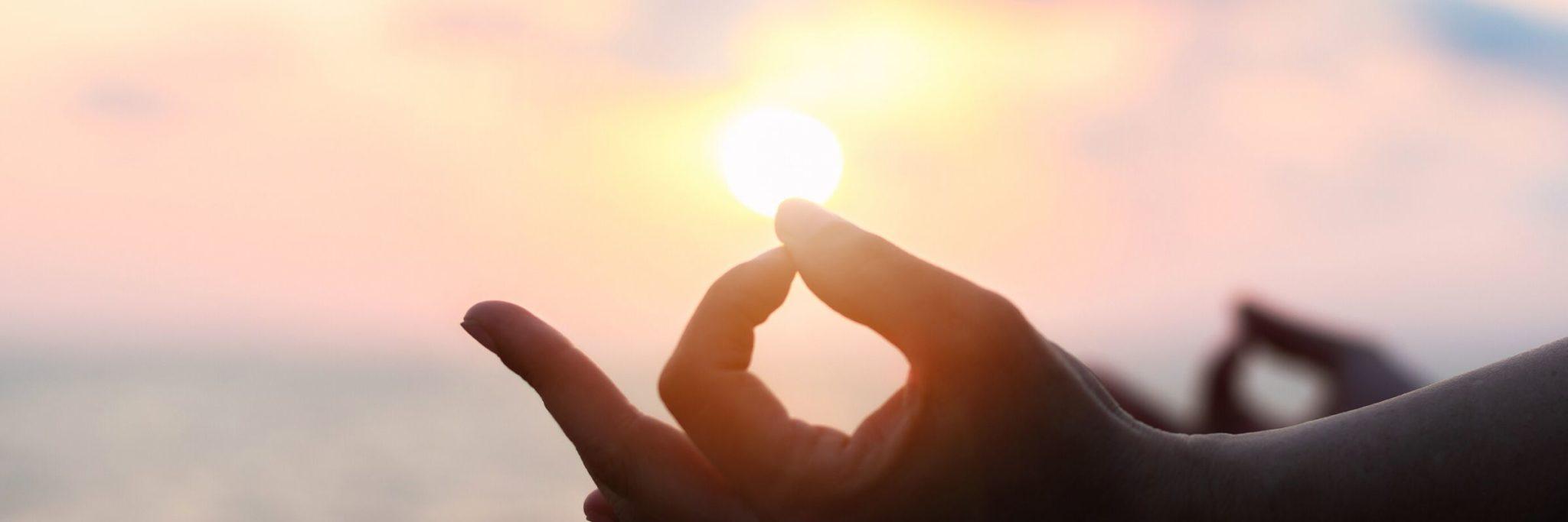 Meditatie en ontspanning helpen bij het verhogen van je weerstand